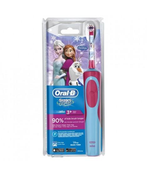 ORAL-B Brosse a dents électrique LA REINE DES NEIGES