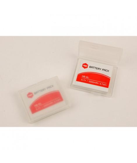 MP EXTRA  MP-PACK-BAT-NB6L  Pack de 2 batteries NB6L pour CANON