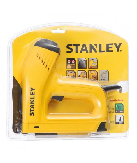 STANLEY Agrafeuse électrique TRE550 gamme pro