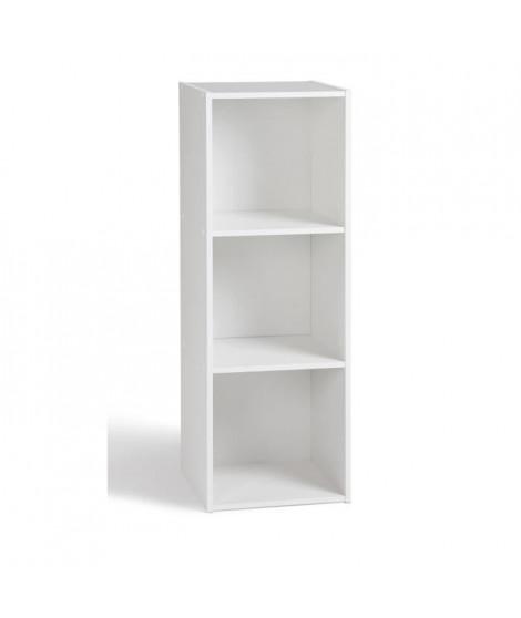 COMPO Cube 3 cases blanc