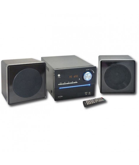 INOVALLEY CH34DVD-BTH Chaîne Hifi / Lecteur DVD Bluetooth