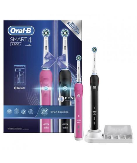 Oral-B Smart 4 4900 CrossAction Brosse a dents électrique par Braun