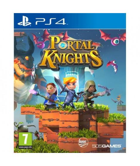 Portal Knights Jeu PS4