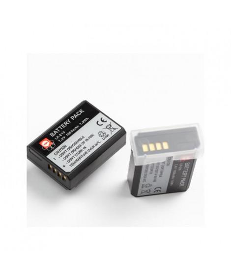 MP EXTRA  MP-LPE10  Pack de 2 batteries LPE10 pour CANON