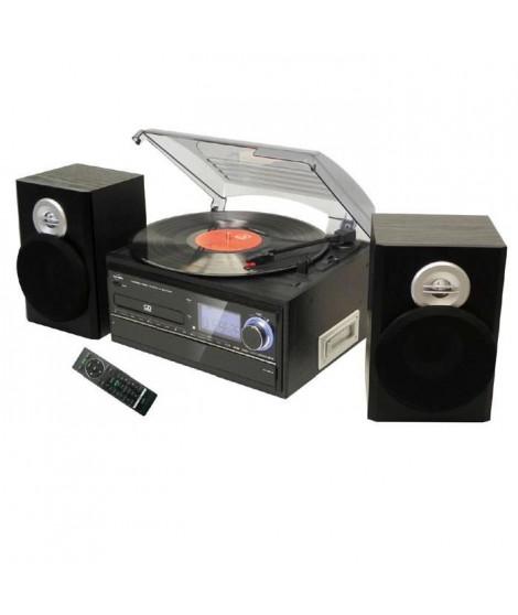 INOVALLEY RETRO19 Chaîne HiFi graveur CD et encodage