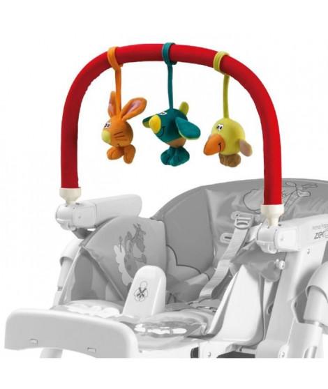 PEG PEREGO Arche de Jeux pour Chaise Haute