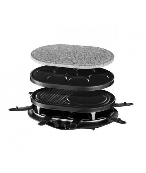 RUSSELL HOBBS - Raclette Quatuor Fiesta 21000-56 pour 8 personnes