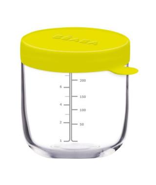 Béaba Portion verre 250 ml néon