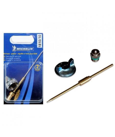 MICHELIN Kit De Buse 2mm Pour Pistolet A Peinture Pro Blister