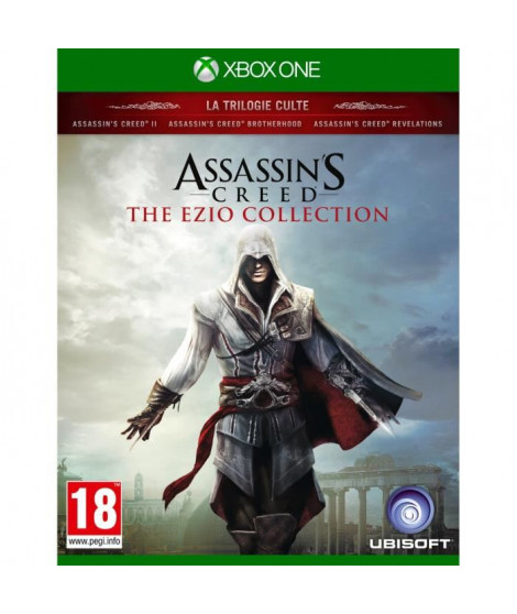 Assassin's Creed The Ezio Collection Jeu Xbox One