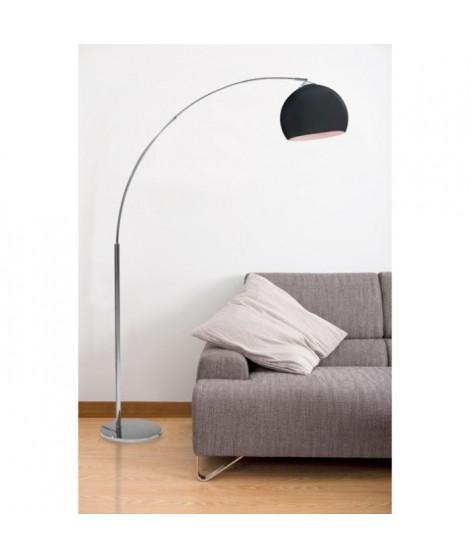 DESI lampadaire ARC Noir hauteur 166cm