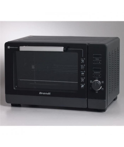 BRANDT FC405MHB Four Compact multifonction