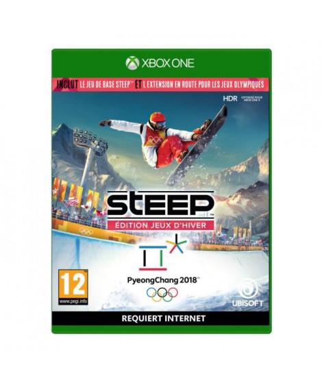 Steep Edition Jeux d'Hiver Xbox One - Jeu de base + Extension