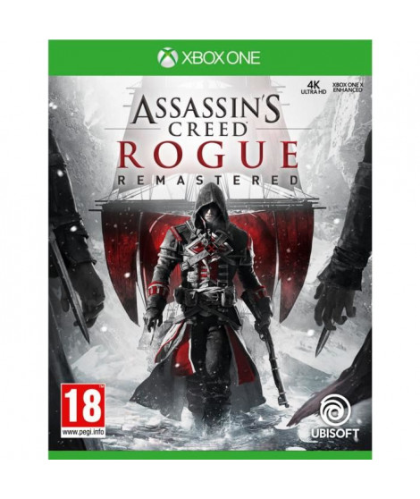 Assassin's Creed Rogue Remastered Jeu Xbox One