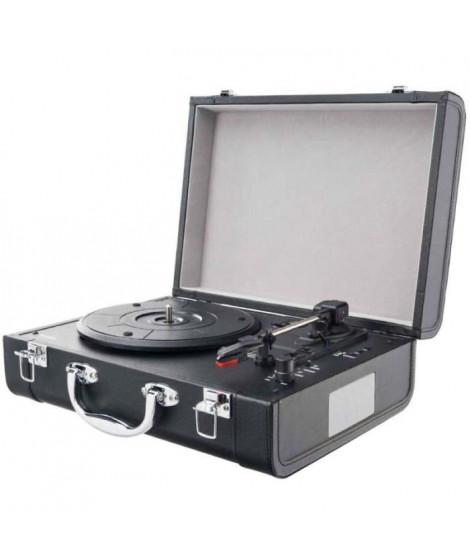 INOVALLEY RETRO-05 Platine vinyle et Lecteur K7 numérique