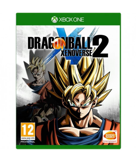 Dragon Ball Xenoverse 2 Jeu Xbox One