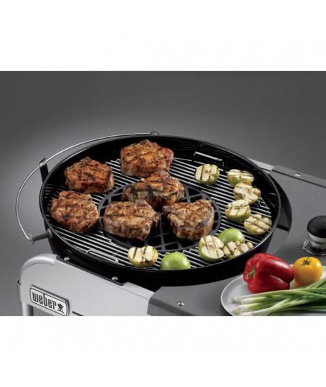 WEBER Grille de saisie pour Gourmet BBQ System - Fonte d'acier