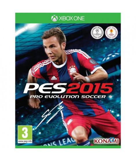 PES 2015 Jeu XBOX One
