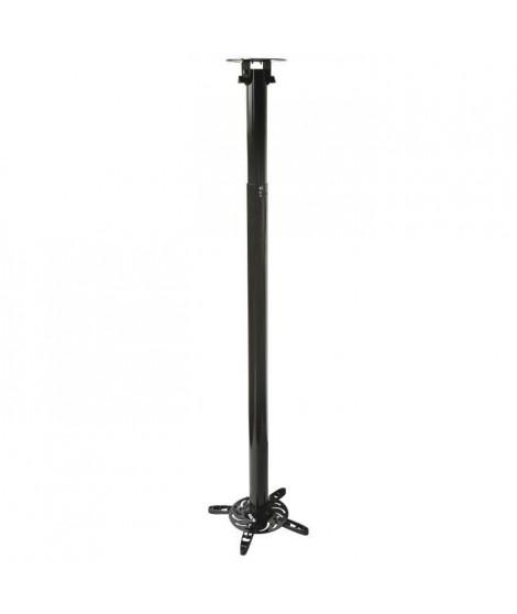 INOTEK PCM 200 110-197 Support plafond pour vidéoprojecteurs avec mat réglable de 110 cm a 197 cm