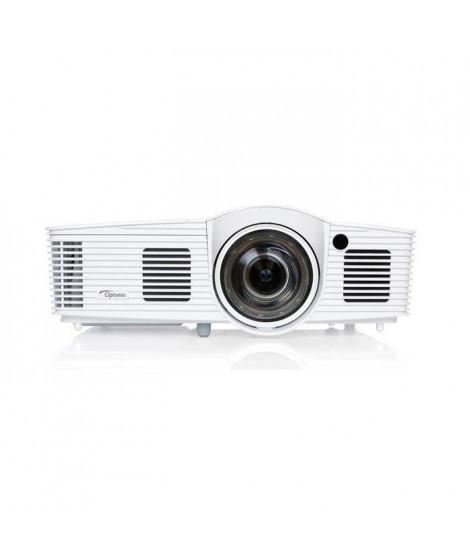 OPTOMA GT1070E - Vidéoprojecteur Full HD 1080p - Full 3D - HDMI - Blanc