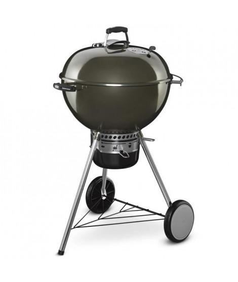 WEBER Barbecue a charbon Master-Touch GBS Ø57 cm Smoke - Acier chromé - Gris