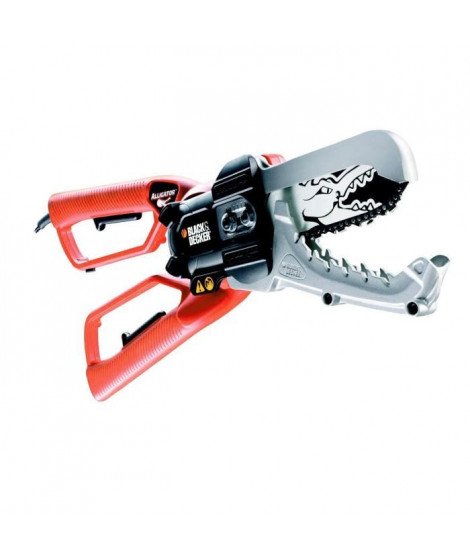 BLACK&DECKER Coupe branche ALLIGATOR GK1000