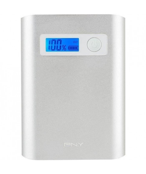 Pny Batterie de secours 10400mAh - Alu Digital