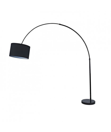 ARNO  Lampadaires Arc 195 cm Noir