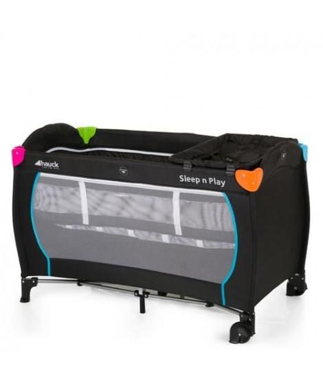Hauck Lit Parapluie Sleep N Play Center Black