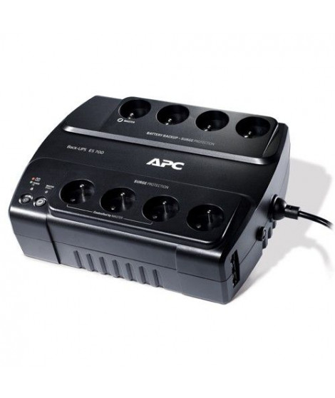 APC Back-UPS ES Series BE700G-FR