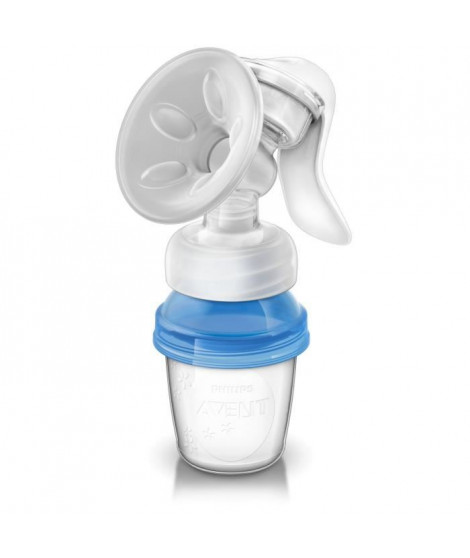 PHILIPS AVENT TIRE-LAIT MAN. NAT SYST CONS.