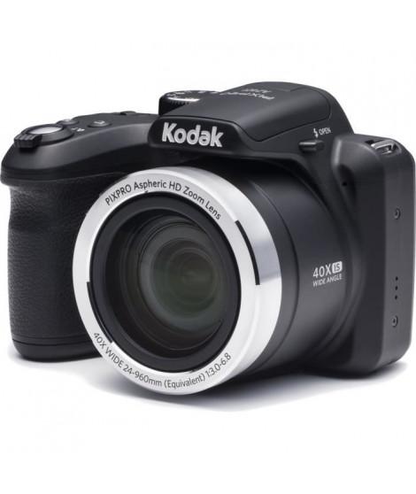 KODAK AZ401 ASTRO ZOOM Appareil photo numérique Bridge - 16 Megapixels - Zoom optique 40x - Noir