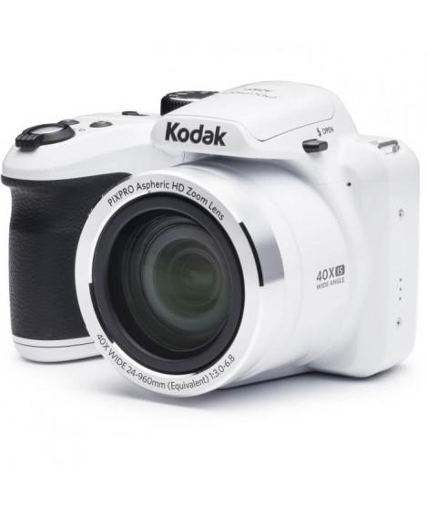 KODAK AZ401 ASTRO ZOOM Appareil photo numérique Bridge - 16 Megapixels - Zoom optique 40x - Blanc