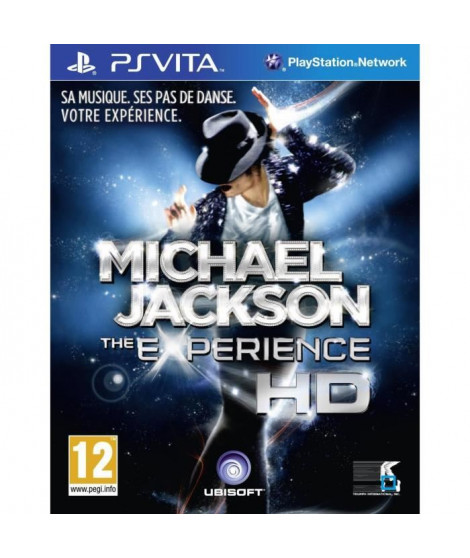 Michael Jackson The Experience Jeu PS Vita