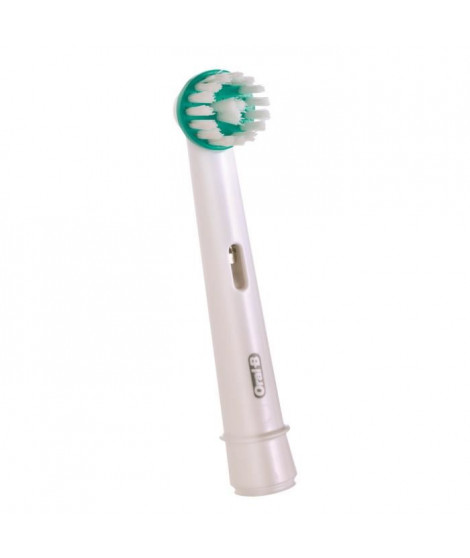 Brossettes pour brosses a dents électriques - ORAL-B Kit orthodontique OD17 Pack de 3 Porteurs d'appareils dentaires