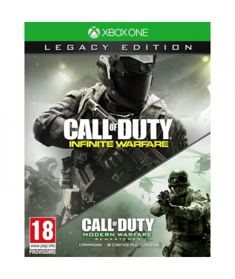Call of Duty: Infinite Warfare Edition Legacy Jeu Xbox One