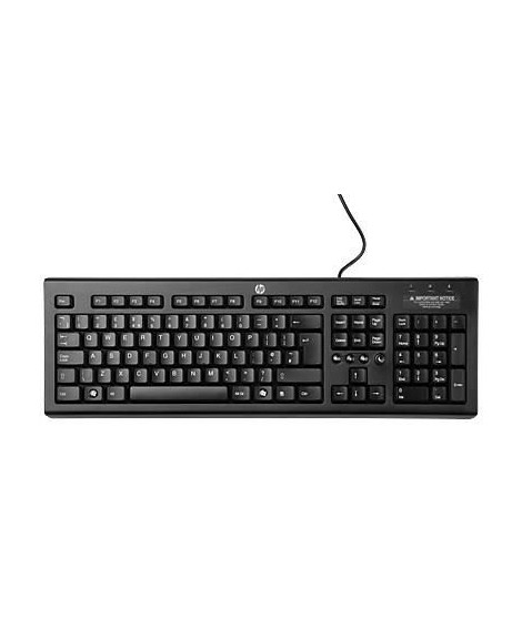 HP clavier filaire USB