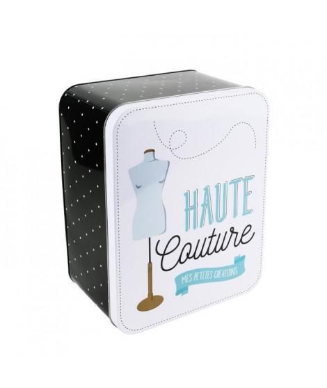 Boîte en Métal Haute Couture