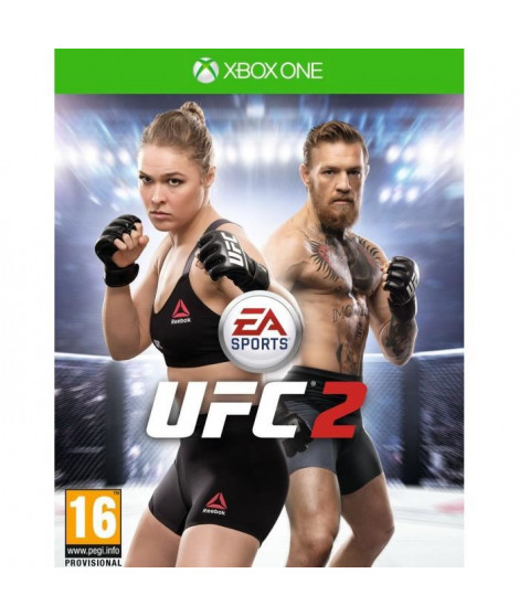 EA Sports UFC 2 Jeu Xbox One
