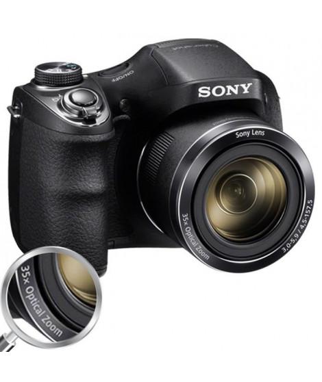SONY DSC-H300 - CCD 20 MP Zoom 35x Appareil photo numérique Bridge