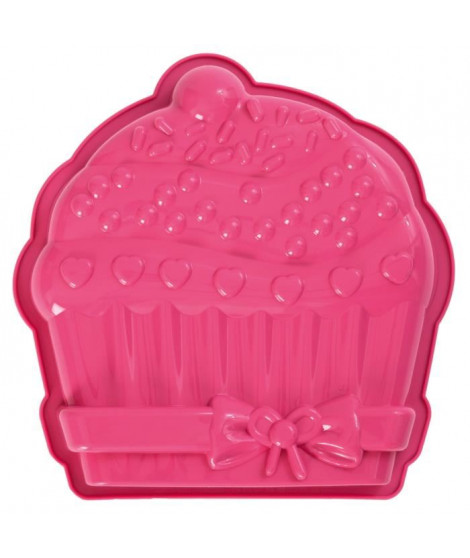 PAVONI FRT170ROS - Moule silicone en forme de cupcake