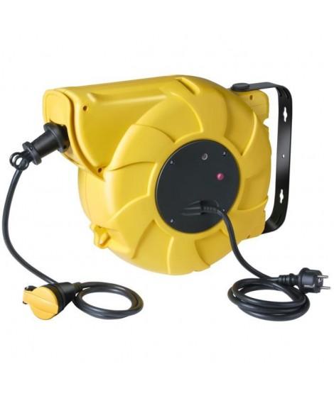 BRENNENSTUHL Enrouleur automatique 12m + 1,5m H07RN-F 3G2.5 IP44