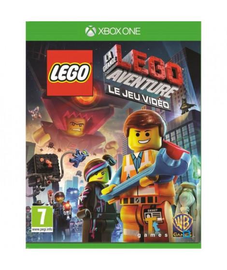 LEGO Grande Aventure Jeu XBOX One