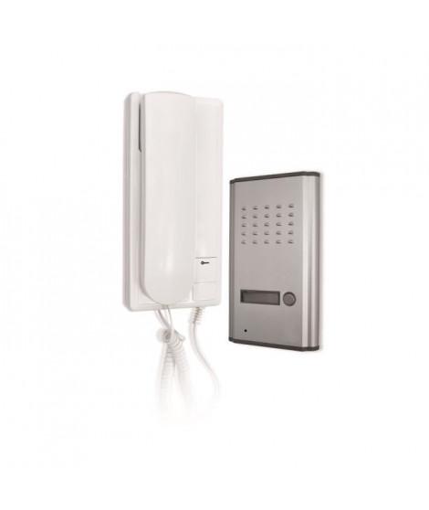 SCS SENTINEL Interphone audio 2 fils AudioKit 3208D