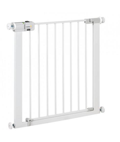 SAFETY 1ST Barriere De Sécurité Easy Close Metal White