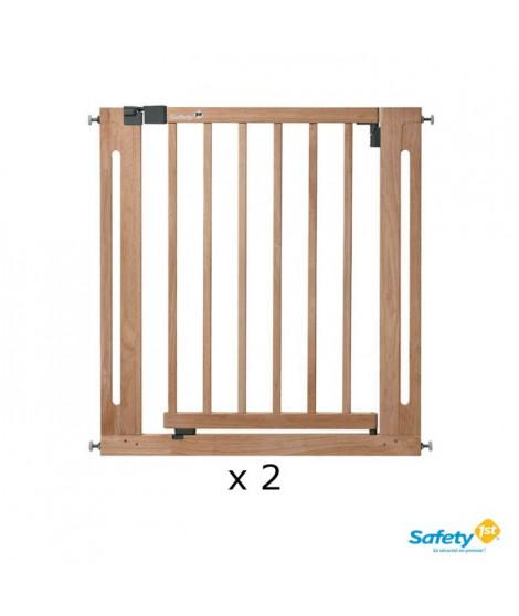 SAFETY 1ST Pack 2 Barrieres de sécurité U-Pressure