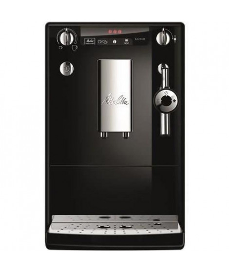 Melitta Caffeo Solo & Perfect Milk E 957-101 Noir