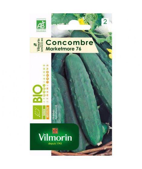 VILMORIN Concombre Marketmore 76 bio