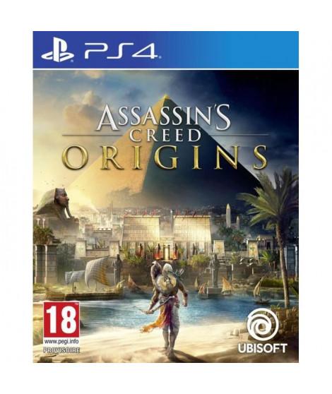 Assassin's Creed Origins Jeu PS4