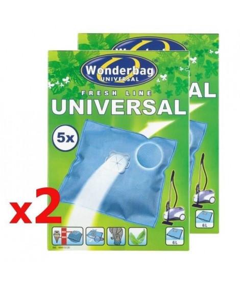 WPRO WB415-MW Sac pour aspirateur : UNIVERSELx2